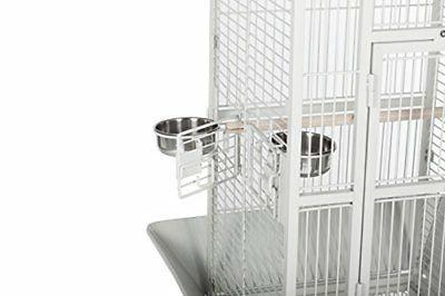 Prevue Products Bird Cage, White