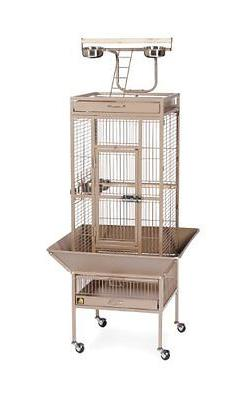 3151coco pet products wrought iron select bird