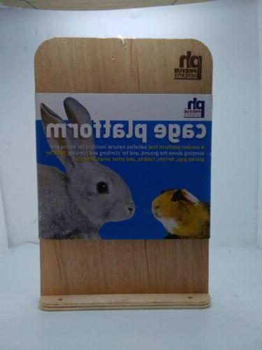 3201 wood platform animal cages