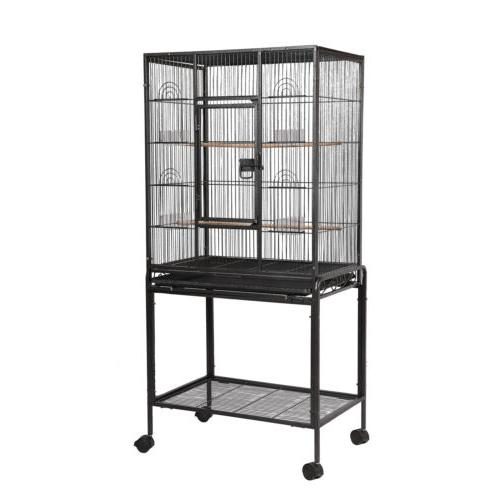 Multi-Size Large Play Cage Cockatoo Pet House