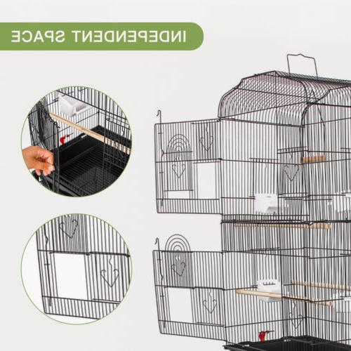 Multi-Size Play Finch Cage Macaw House