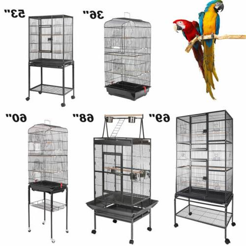 36 60 large bird cage play top