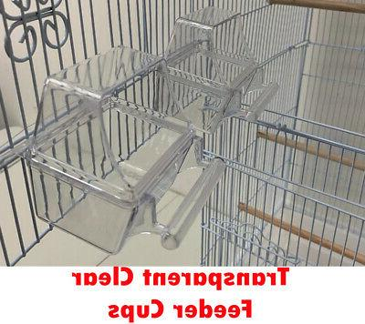 "36"" Portable Flight Bird Cage Small"