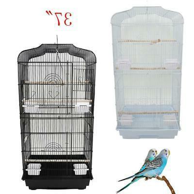 37 bird parrot cage canary parakeet cockatiel