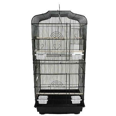 "Hot sale 37"" inch Iron Bird Cage  Canary Parakeet Cockatiel"