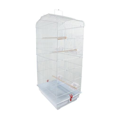 "37"" Large Pet Bird Cage Parakeet Finch"