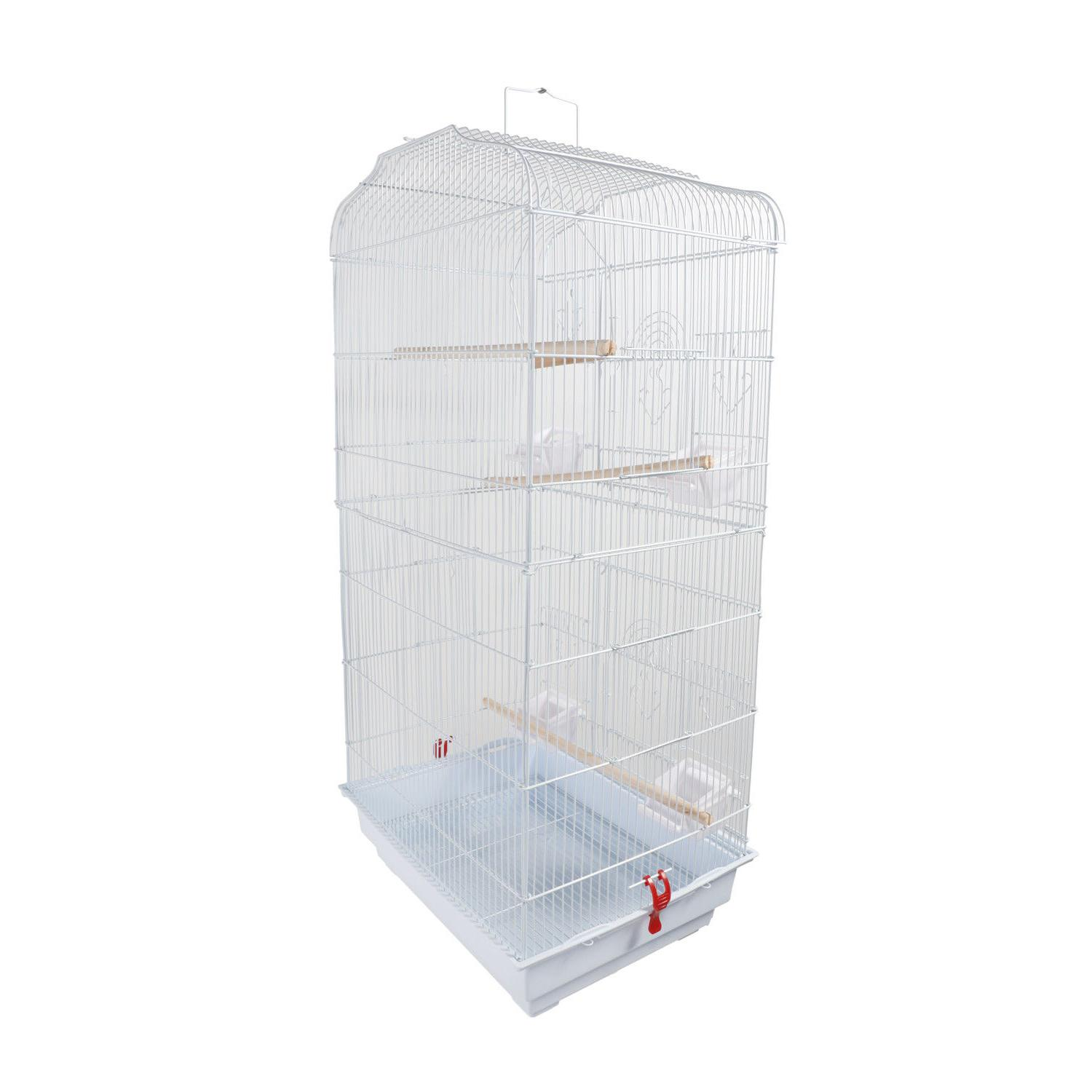US Portable Cage w/ Food