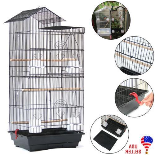 39 bird parrot cage canary parakeet cockatiel