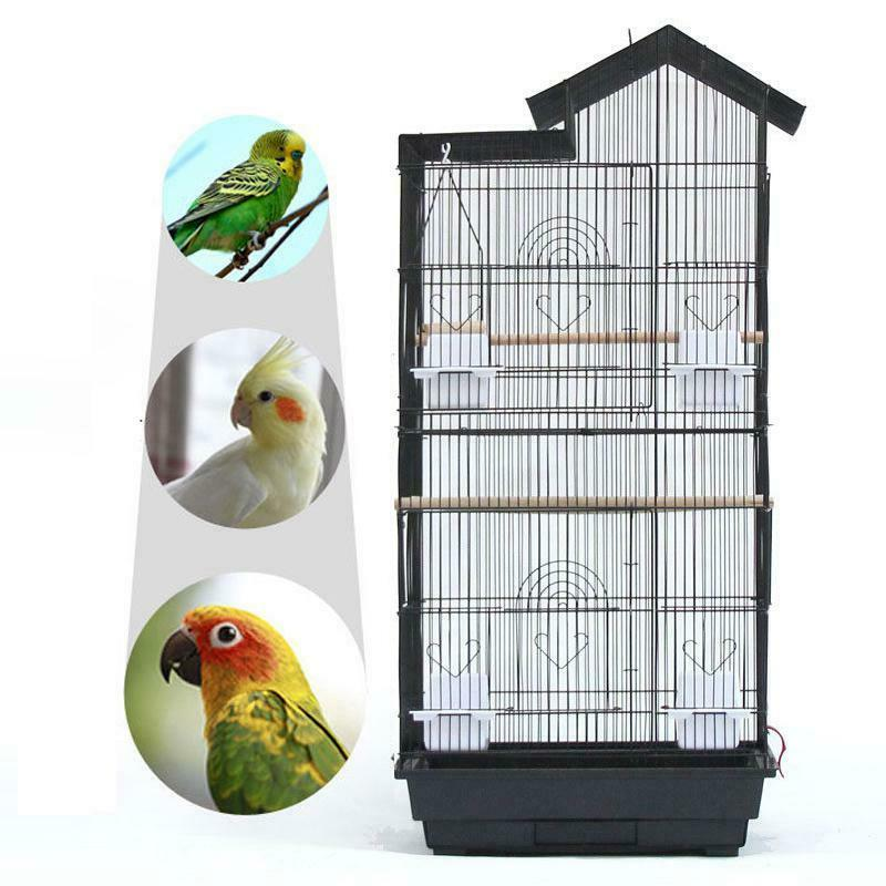39 bird parrot cages canary cockatiel finch