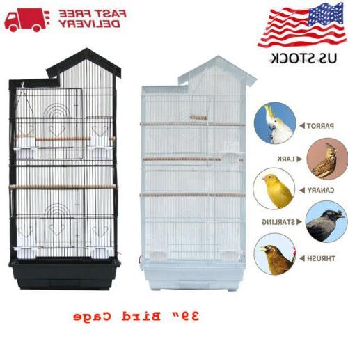 """23""""37"""" Bird Parrot Aviary Portable"""