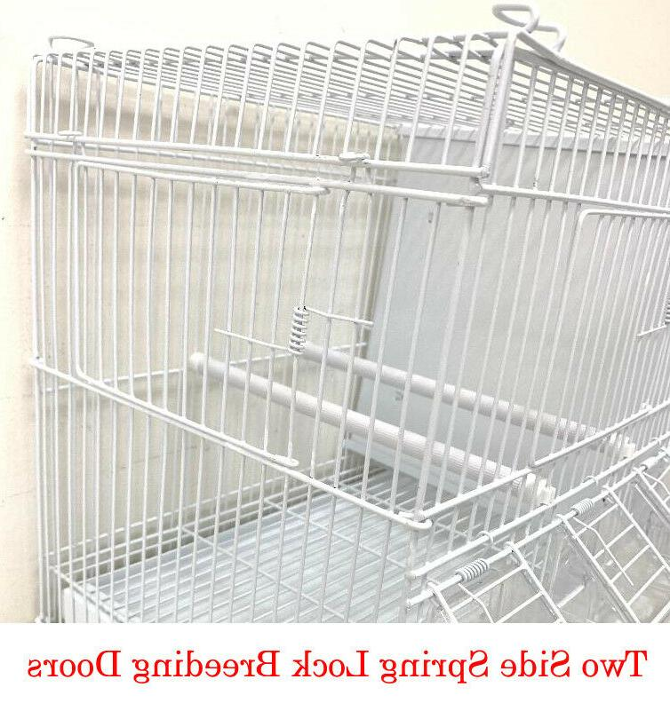 COMBO Flight Finch Canary Finch Breeding Breeder Cages