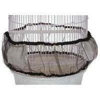 North American Pet 50125063 Guard Seed Nylon Mesh Birdcage C