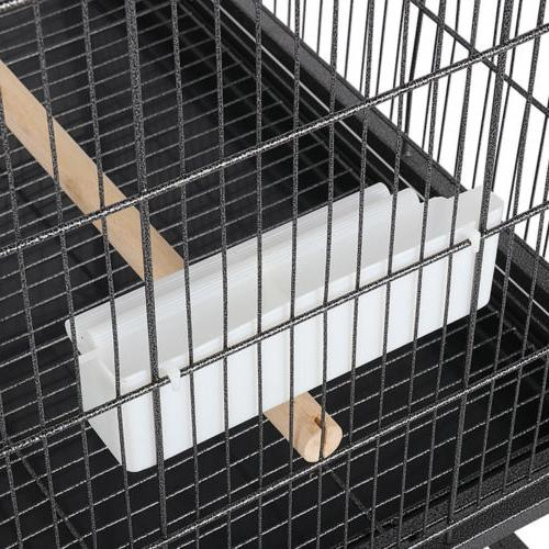"52""Large Bird Cage Cockatiel Lovebird Flight Cage"
