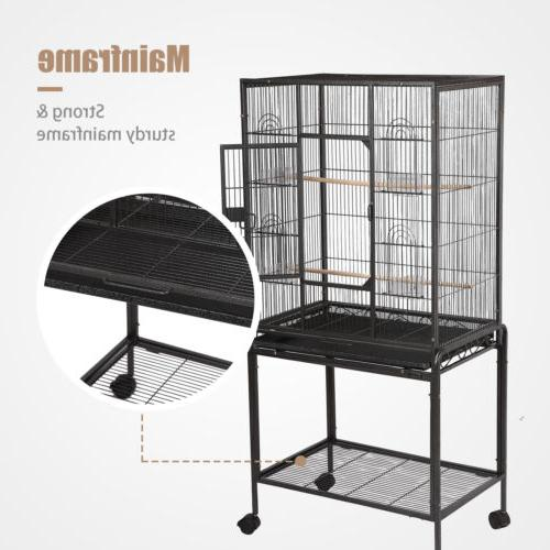 """53""""68""""69""""Large Bird Cage House Stand"""