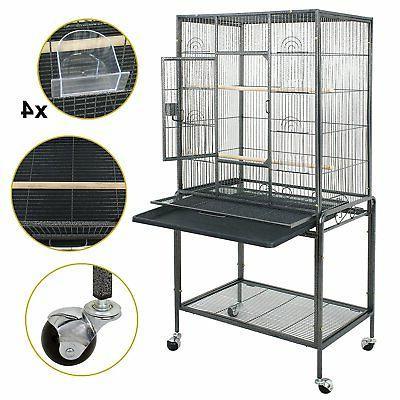 53 bird pet cage play