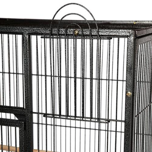 Cage Feeder Stand House