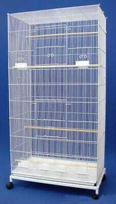 "55"" Large Flight Canaries Aviaries Parakeet LoveBird Finches"