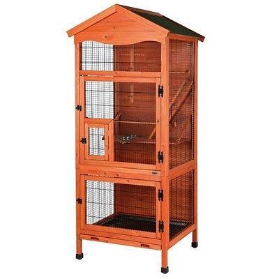 55951 pet products natura aviary birdcage new