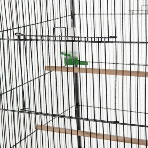 """58"""" Bird Parrot Cage Chinchilla House Pet"""