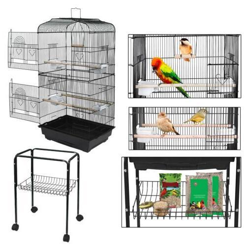 59'' Parakeet Lovebird