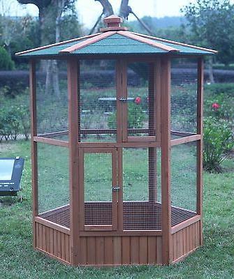 6' Large Cage Cockatiel Supplies