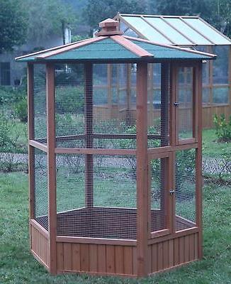 6' Large Pet Parrot Cage Bird Supplies