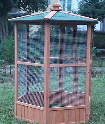 6' Large Cage Bird AVIARY Bird finch Supplies