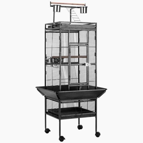 """60"""" Large Cage Parrot Cockatiel"""