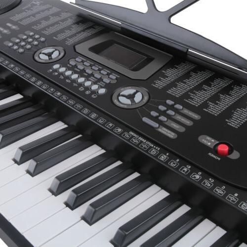 61 Key Piano Keyboard