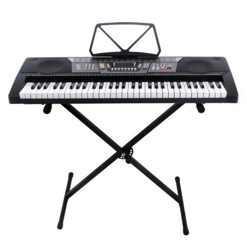 61 key electric piano organ music digital