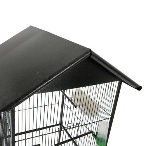62'' Cage Parrot Conure House Pet