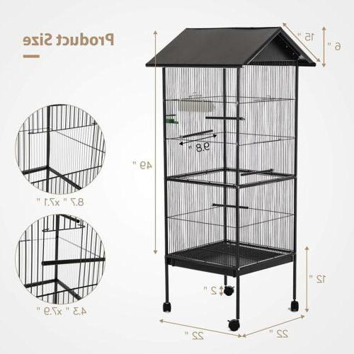 62'' Bird Cage House w/Stand Supply