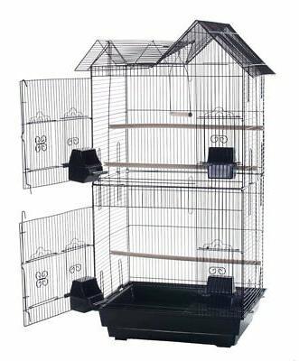 "63"" Roof Bird Canary Cockatiel LoveBird Roll"