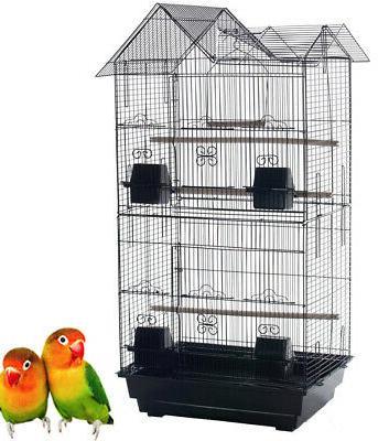 "63"" Top Bird Cockatiel Finch LoveBird Roll Stand"