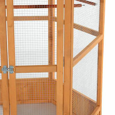 PawHut Large Cage Macaw Cockatoo House