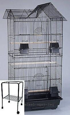 "65"" New Large Cockatiel Parakeet Finch Canary LoveBird Cage"