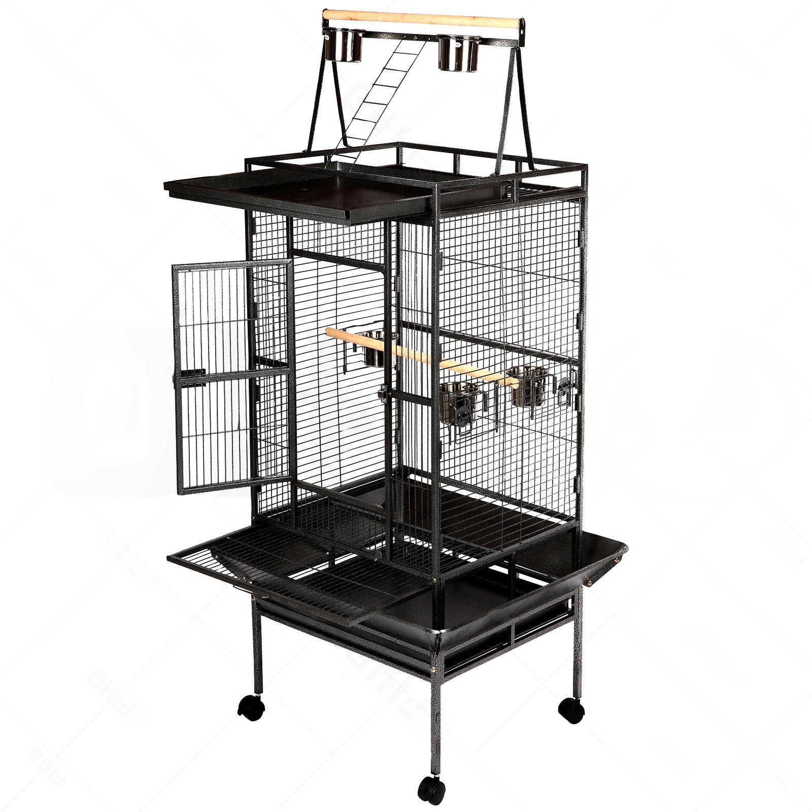 68'' Cage Macaw House