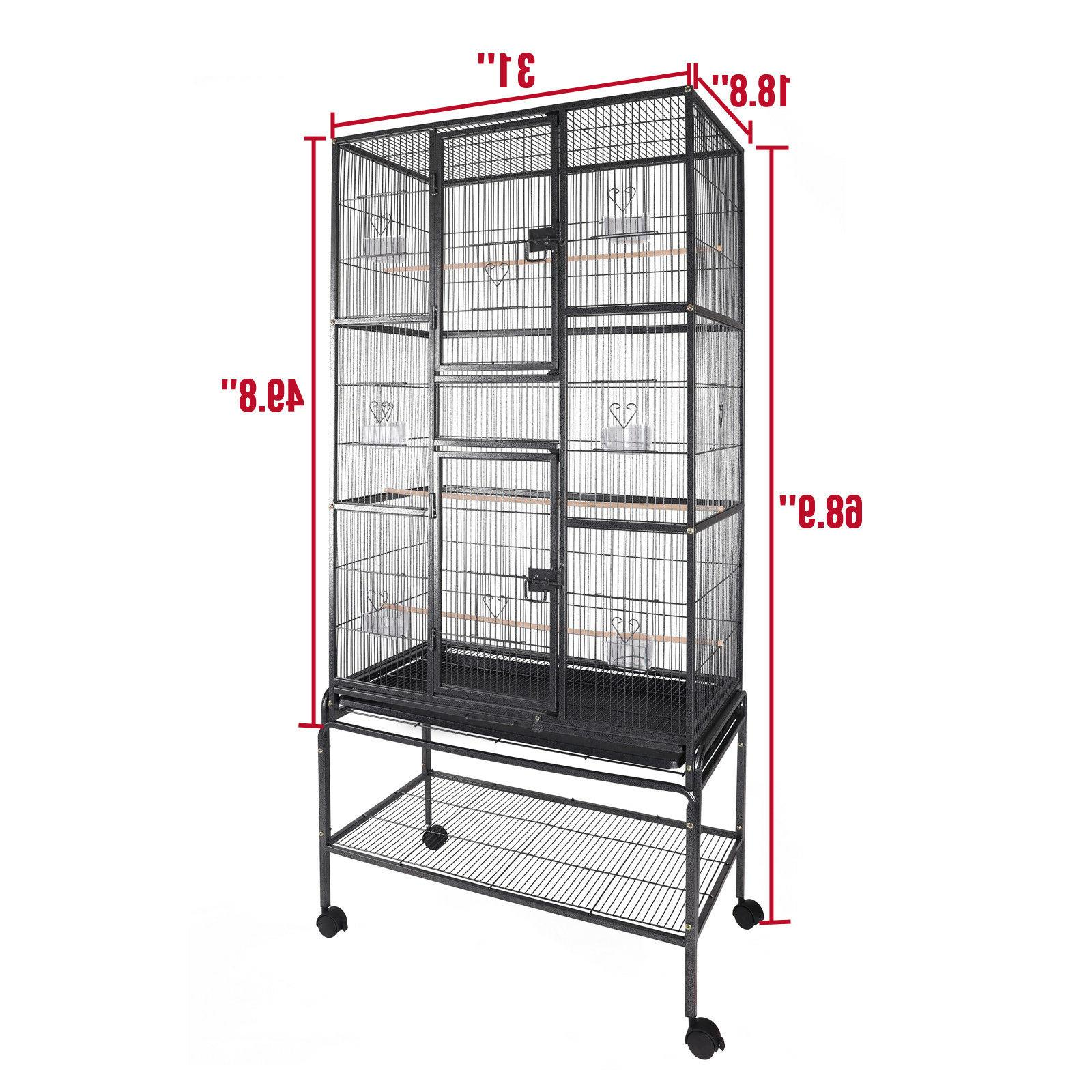 """69"""" Cage Cage Pet Supplies Finch"""