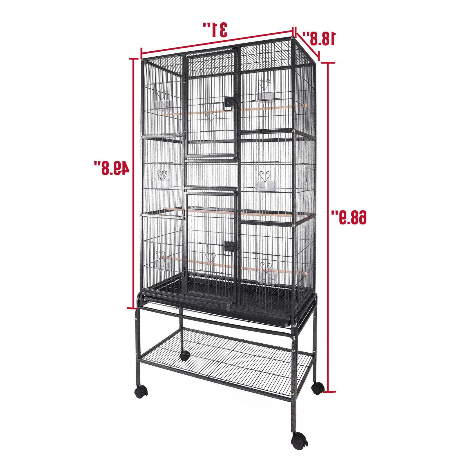 "69"" Cage Cage Pet Supplies Finch"