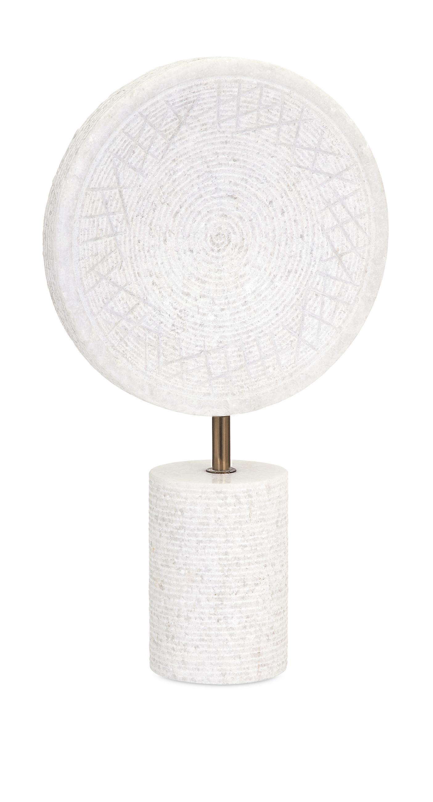 82516 stunning peta marble medallion