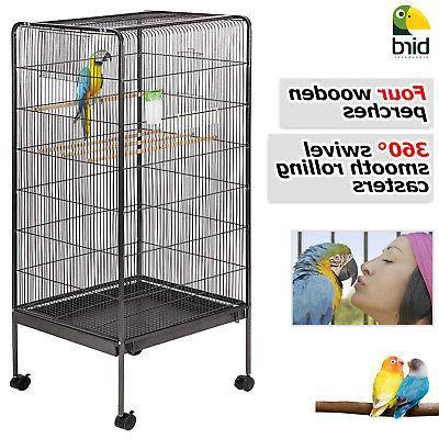 """BestPet Bird Cage Parrot Flight Cage 57"""" Large Parrot Birdca"""