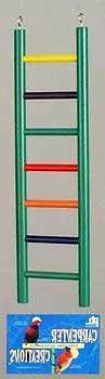 Prevue-Hendryx Bird Wood Ladder 7 Rung 15 inch
