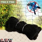 Anti Bird Netting 50'X50' 600D Nylon Soccer Baseball Poultry