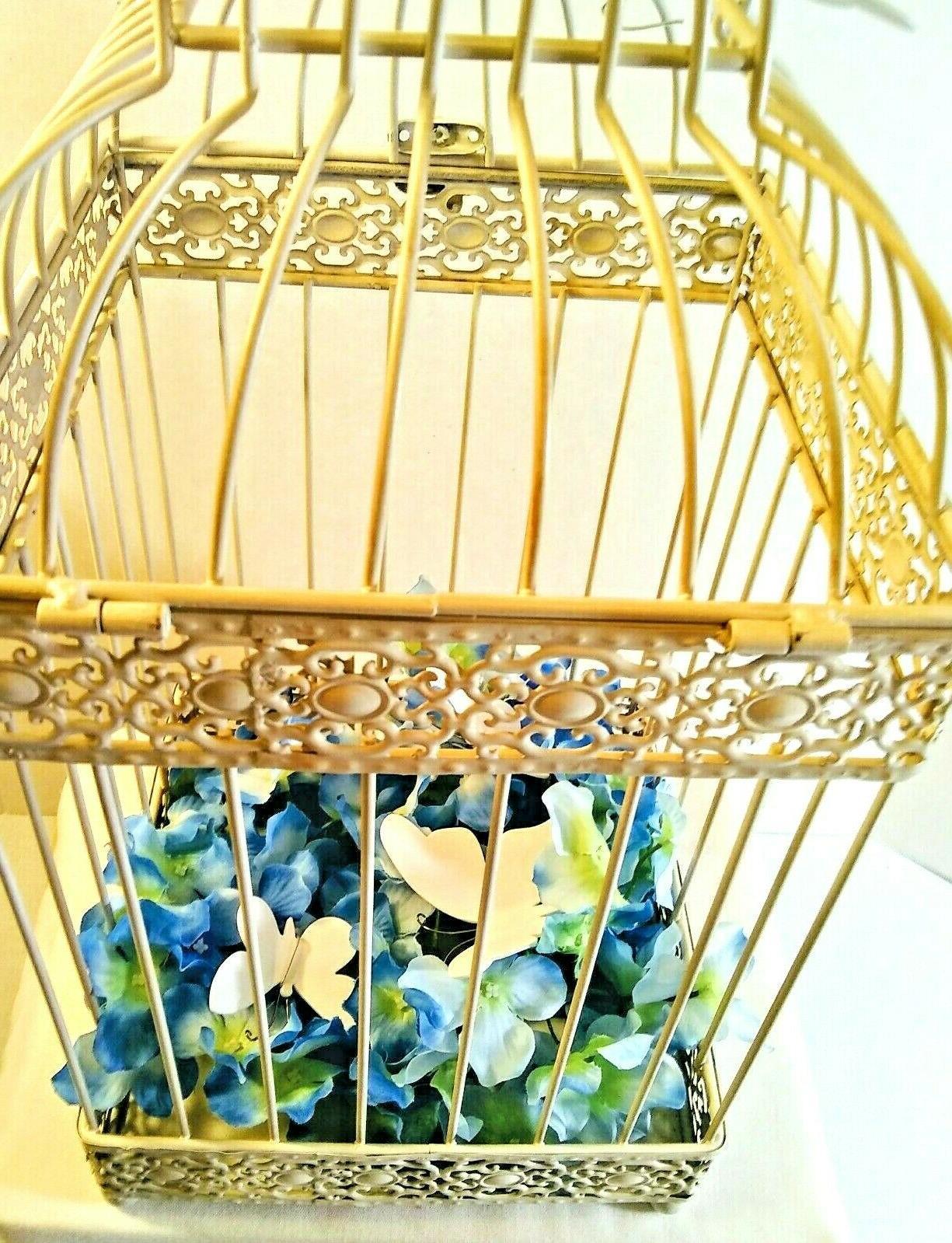 Antique Bird - Venue, Decor