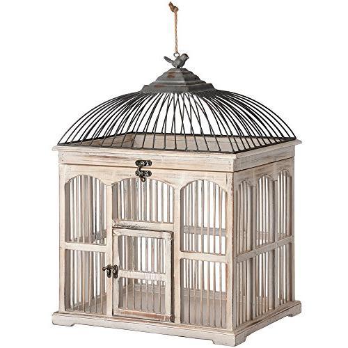 antique victorian bird cage