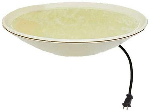 Allied Precision API600 Heated Plastic Bird Bath