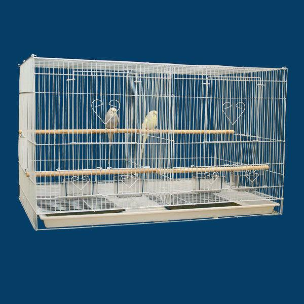"Bali Bungalow™ Breeding Cage x 18""D x Many Options!"