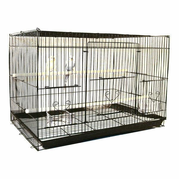 "Bali Bungalow™ Breeding Cage x 18""D x Many Cage"