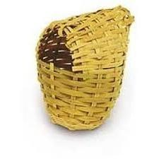 Avian Natural Bamboo Woven Natural Birds Nest