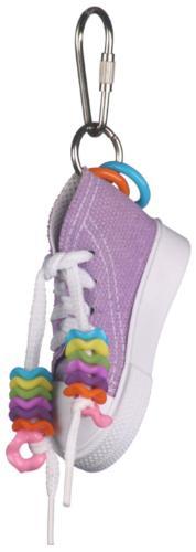 Super Bird Creations Beaker Sneaker Toy for Birds